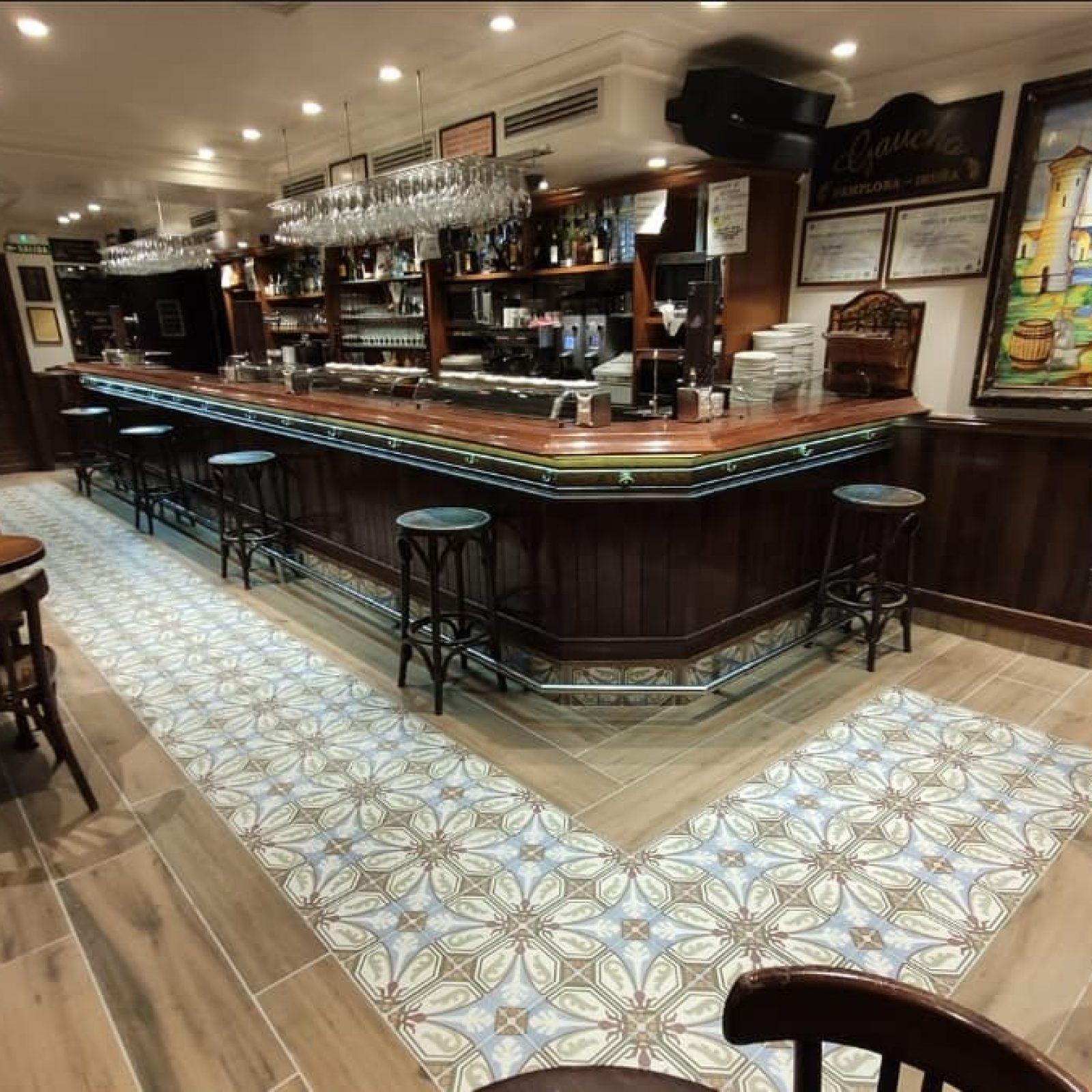 Interior del Bar GAUCHO