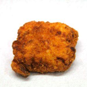 Frito de jamón y queso